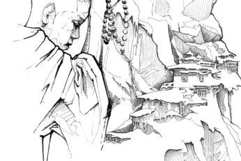 budhist tigers nest